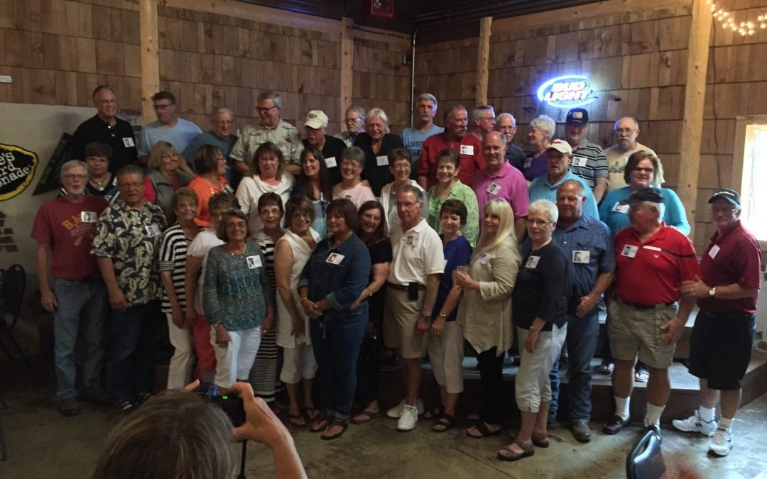 My Husband's Fiftieth High School Class Reunion